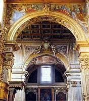 Interno Chiesa Abbunziata