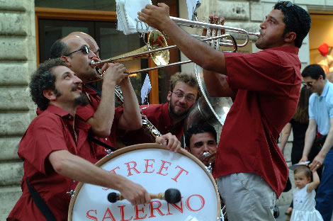 Salerno Street Prade