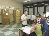 Un segio elettorale