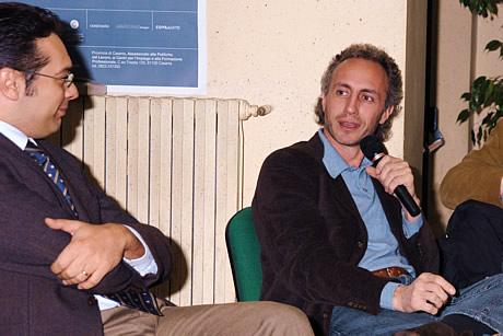 Con Marco Travaglio